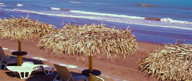 Hotel y Bungalows Junto Al Mar En Costa Esmeralda Veracruz