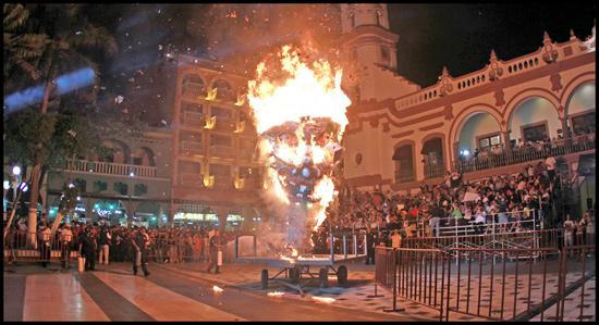 La Quema Del Mal Humor Carnaval 2011
