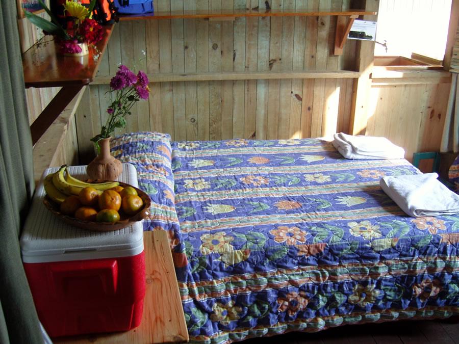 Cabaña Matrimonial En Nanciyaga