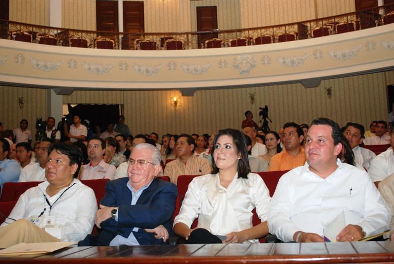 Puerto de Veracruz sede del Cuarto Encuentro Internacional de Educación Artística 2011