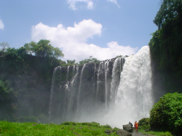 Buscan incluir al Salto de Eyipantla en lista Ramsar