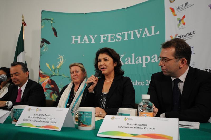 Fiesta mundial de literatura y artes visitará Xalapa
