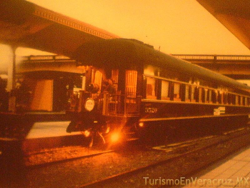 Historia del Ferrocarril en México comienza en Veracruz