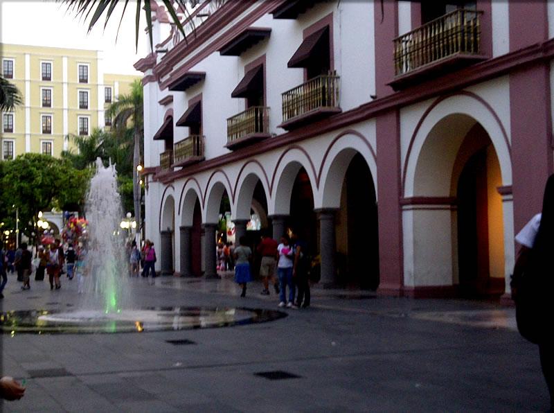 Actividades Culturales En El Zócalo de Veracruz