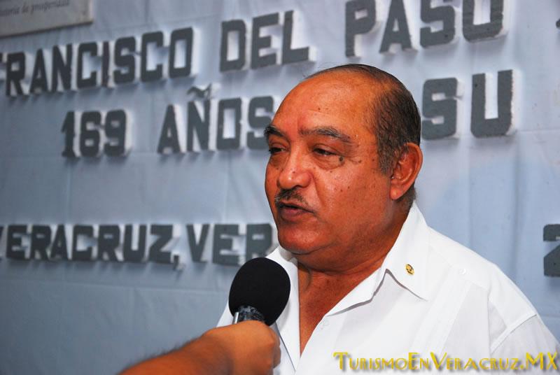 Rememora Ayuntamiento de Veracruz a Francisco del Paso y Troncoso