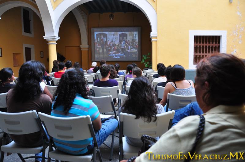 Continúa ciclo de cine en el Archivo Histórico de la Ciudad