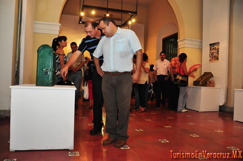 Suman Ayuntamiento de Veracruz y Museo de la Ciudad otro evento cultural exitoso