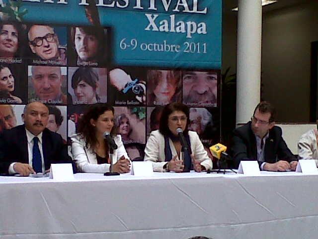 En Veracruz, más de 100 artistas del Hay Festival 2011