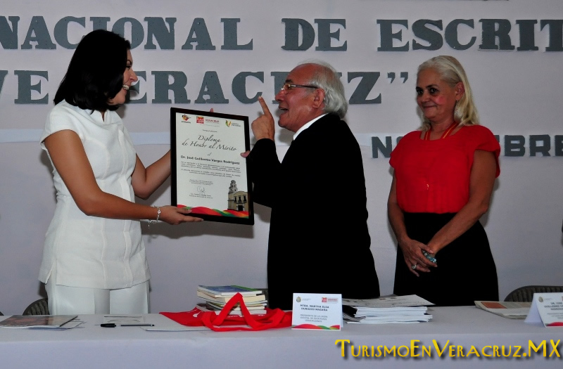 Clausura Alcaldesa IV Encuentro Internacional De Escritores