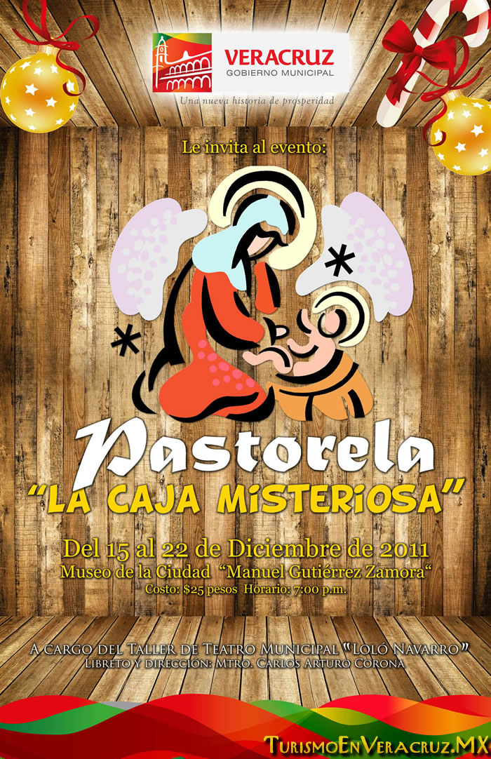 Ayuntamiento de Veracruz colma de eventos culturales el Centro Histórico
