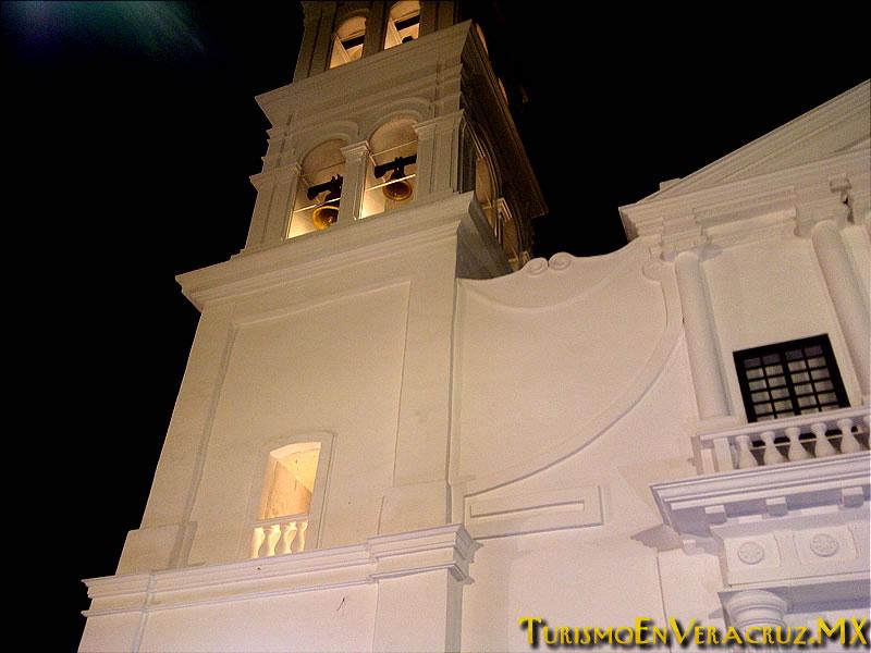 Presentan rehabiltación de la Catedral de Veracruz