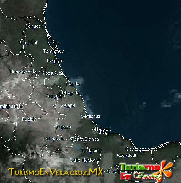 Posible aumento de nublados y lluvias en la entidad por frente frío 29