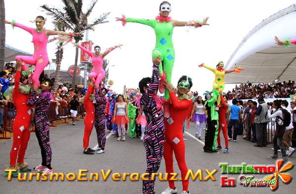 Con gran expectativa iniciará el Carnaval de Veracruz 2012, Donde nace la alegría