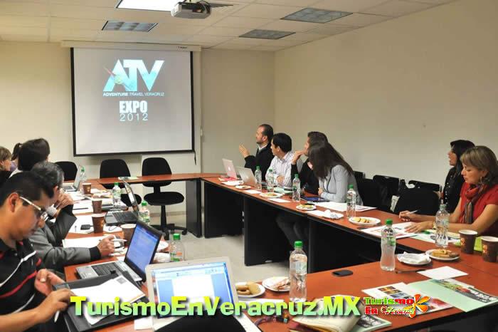 Afina Secturc detalles para el Adventure Travel Trade Veracruz 2012