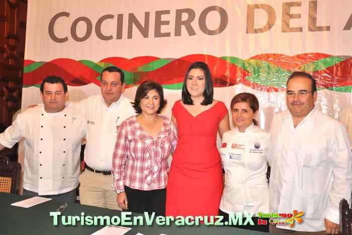 Veracruz es rico en platillos típicos: Secturc