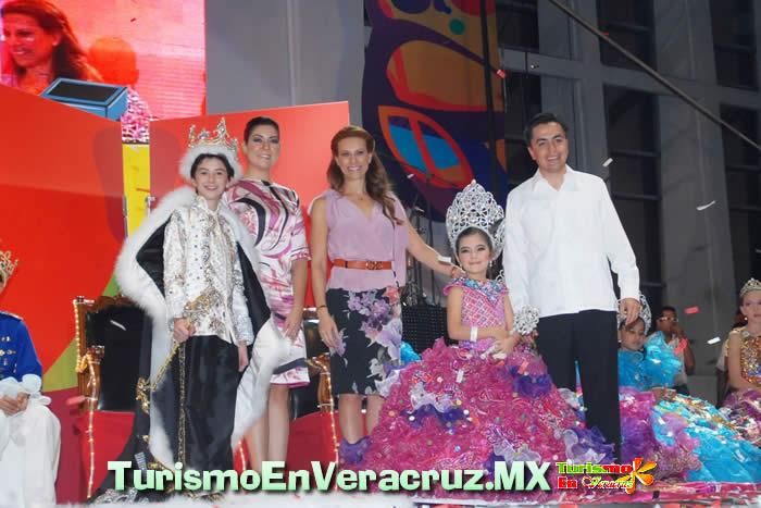 Alegría e identidad, sello del Carnaval de Veracruz