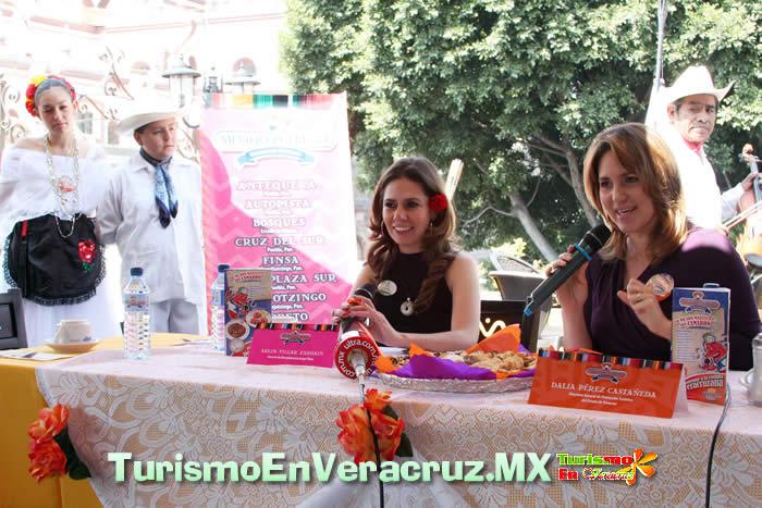 Presenta Secturc 'Homenaje Gastronómico a Veracruz'