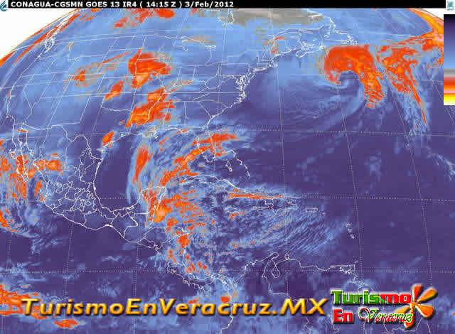Boletín Meteorológico Del Estado De Veracruz 3 De Febrero 2012