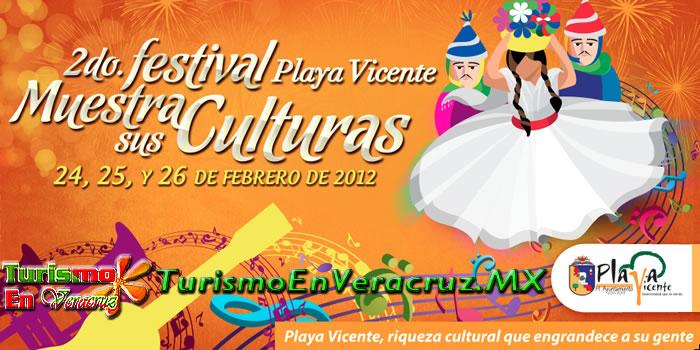 Playa Vicente Veracruz Muestra Sus Culturas