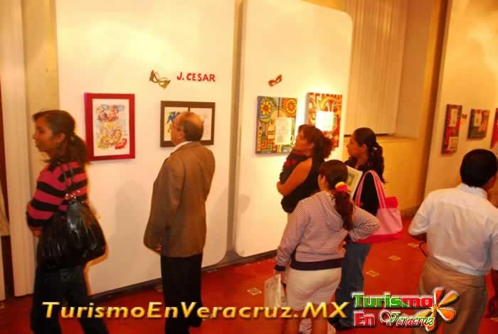 """Museo de la Ciudad sede de las exposiciones """"Los Moneros"""" y """"Recuerdos del Carnaval Jarocho"""""""