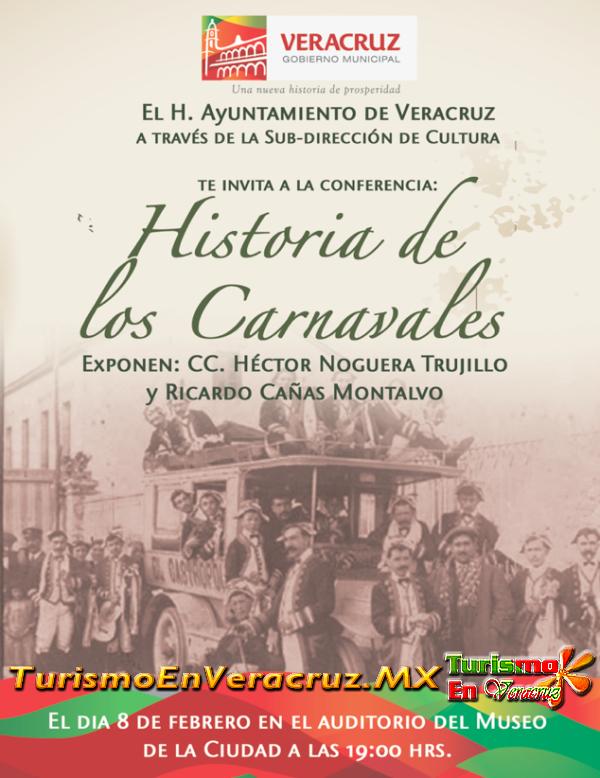 """Presenta Ayuntamiento de Veracruz cartelera cultural previa al Carnaval 2012 """"Donde Nace la Alegría"""""""