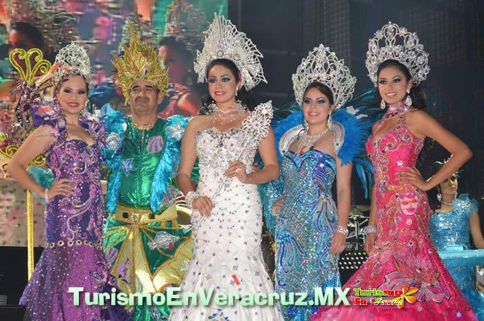 Agenda Del Sábado 18 De Febero 2012 – Carnaval De Veracruz