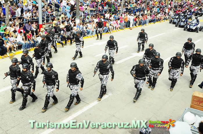 Segundo Desfile Del Carnaval De Veracruz 2012