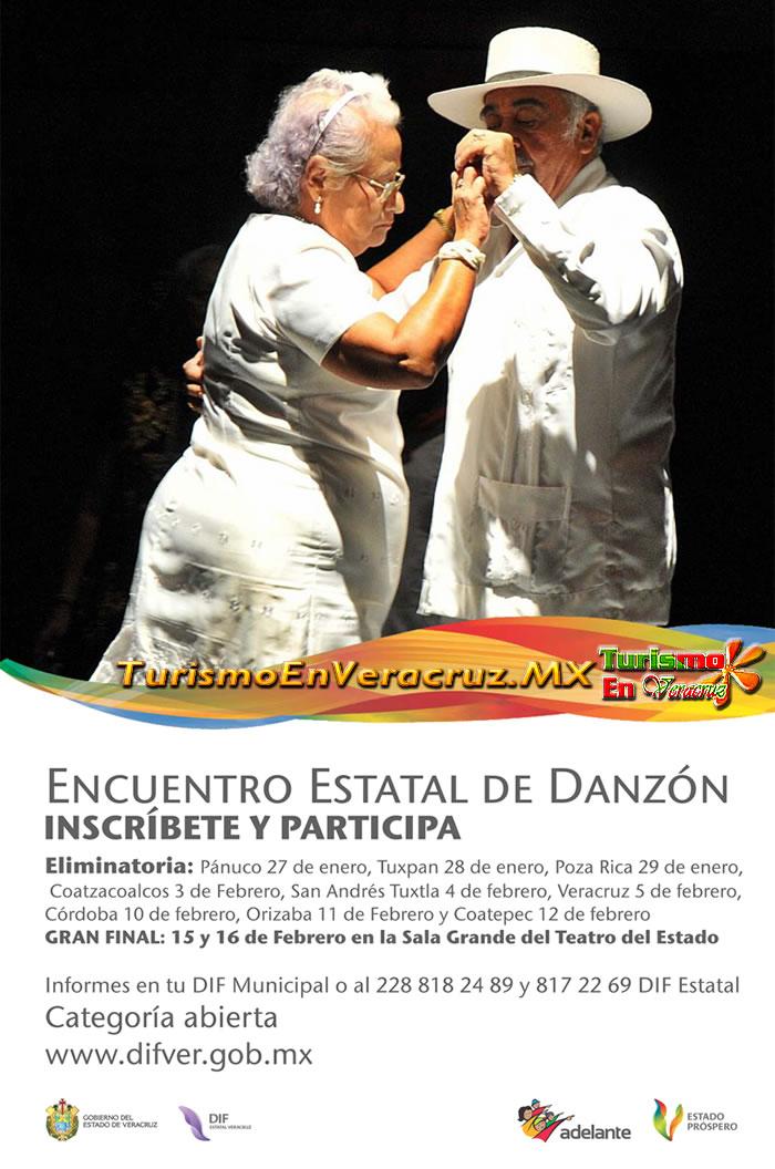 Este domingo, Encuentro Regional de Danzón, en Veracruz