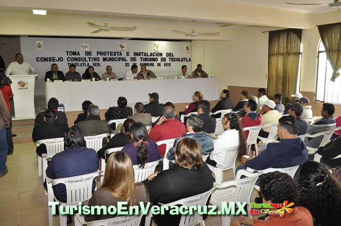 Instala Secturc Consejo Consultivo Municipal en Tecolutla