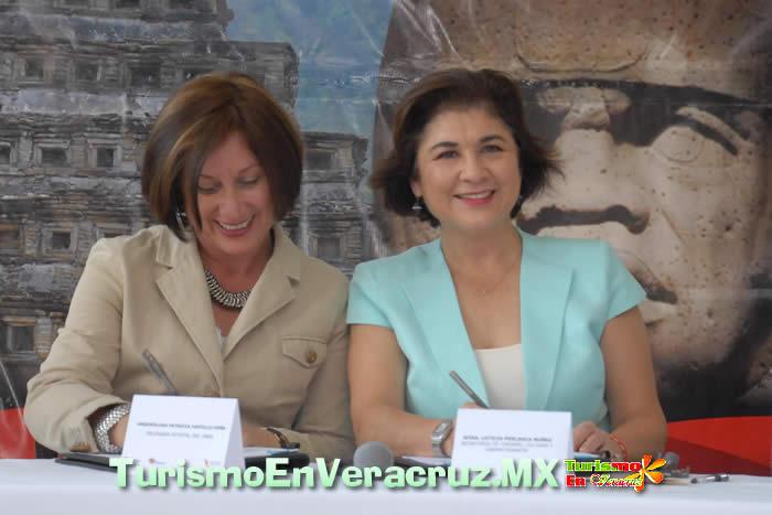 Firman Secturc e INAH convenio para protección del patrimonio y la cultura