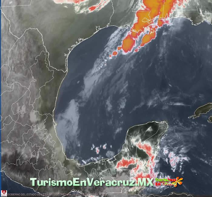Continuarán los días nublados y la temperatura baja
