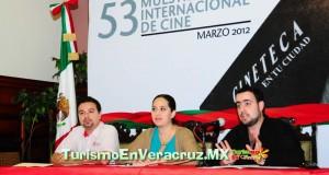 """Veracruz Puerto, sede de la """"53 Muestra Internacional de Cine de la CINETECA Nacional"""""""