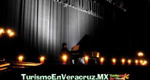 Con gran éxito se presenta el pianista internacional David Gómez en el Teatro Clavijero