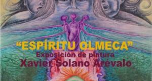 "Expo ""Espíritu Olmeca"""