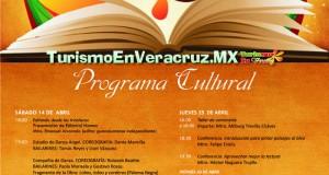 Programa De La Feria Del Libro 2012 En La Ciudad de Veracruz