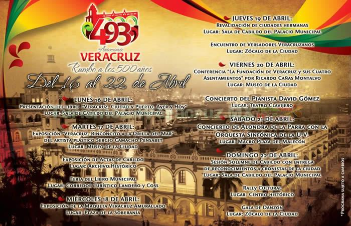 Todo listo para la presentación de Alondra de la Parra en la Ciudad de Veracruz