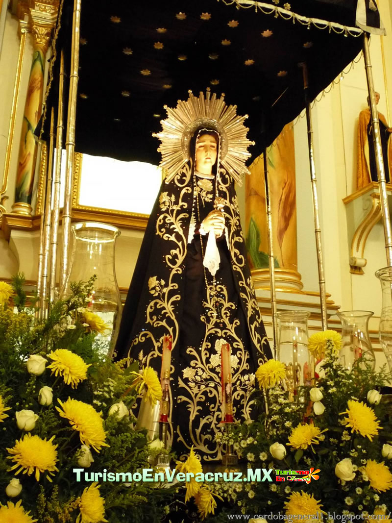 Procesión Del Silencio En Córdoba Veracruz Turismo En