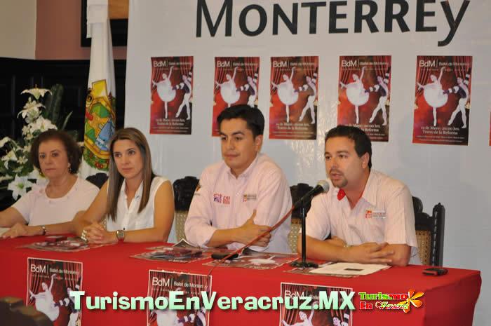 En apoyo a los adultos mayores, se presentará el Ballet de Monterrey en la Ciudad de Veracruz