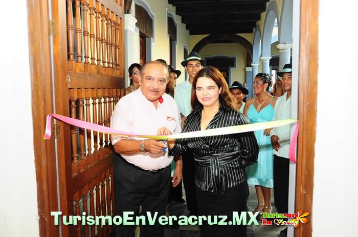 Presenta Museo de la Ciudad de Veracruz dos interesantes exposiciones