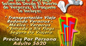Vamos a Six Flags Este 15 De Julio De 2012