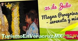 Fiestas de Santa Ana 2012, tradición, alegría y color en Boca del Río