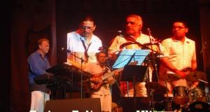 Prende Joao Henrique a los jarochos en el primer concierto del XVIII Festival Afrocaribeño 2012