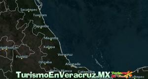 Disminuye potencial de lluvias en territorio veracruzano
