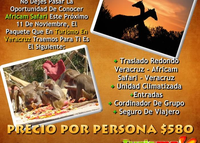 Vamos a Africam Safari Este 11 De Noviembre 2012