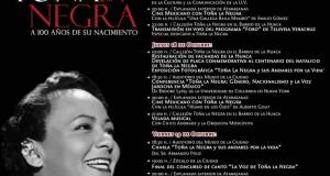 Toña La Negra a 100 Años De Su Natalicio – Programa