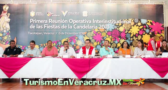 Inician preparativos para las fiestas de La Candelaria en Tlacotalpan