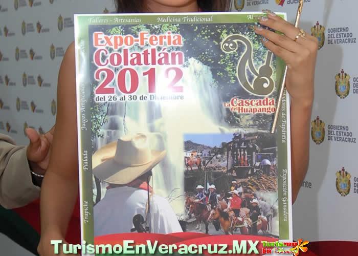 Realizarán la Expo Feria Colatlán 2012, La Cascada del Huapango