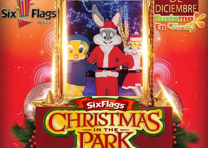 La Navidad No Volverá a Ser Igual En Six Flags Este 22 De Diciembre