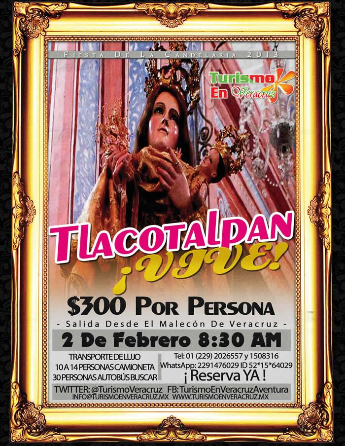 Vamos a Tlacotalpan Este 2 De Febrero De 2013