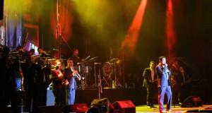 Disfrutan 20 mil personas del último concierto de las fiestas de La Candelaria 2013